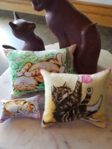 Playful Kitty Catnip Set $8.50 - SOLD