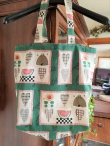 ECO Shopping Tote, Large $20.00