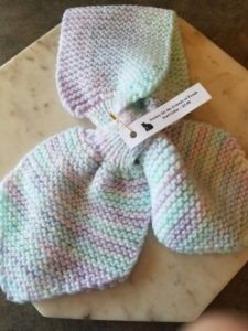 Knitted Scarf Collar $5.00
