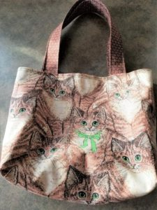 Ladies Tote, Small $15.00
